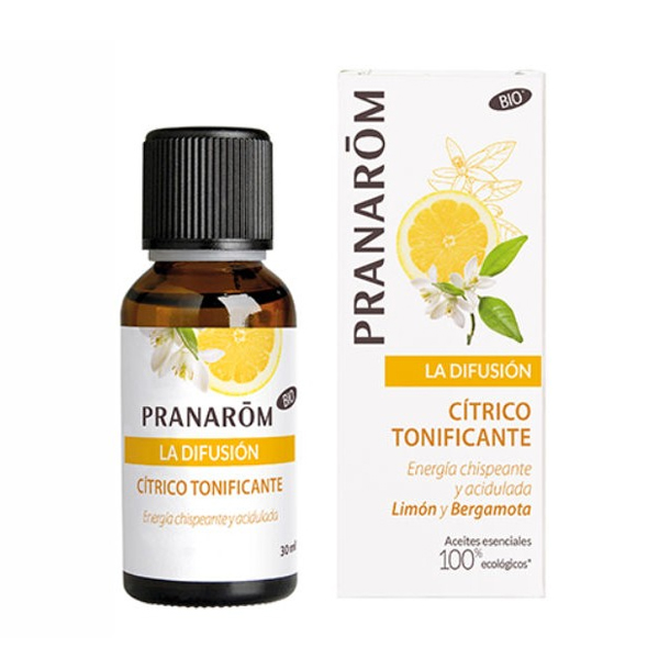 Essential oil Citric Pranarôm (30 ml)