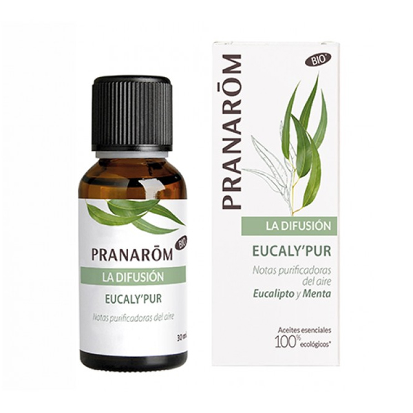 Essential oil Eucaly'pur Pranarôm (30 ml)