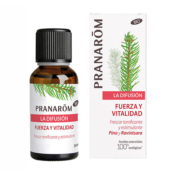 Aceite Esencial Strength And Vitality Pranarôm (30 ml)