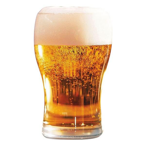Beer Glass Lacanita Glass 24 cl