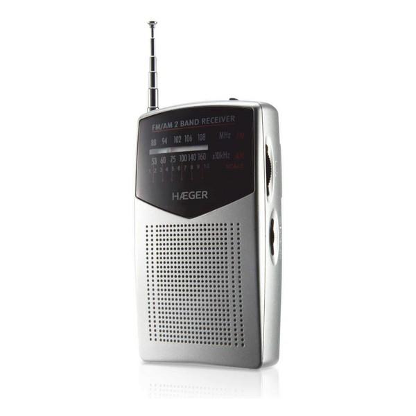 Radio AM/FM Haeger Pocket