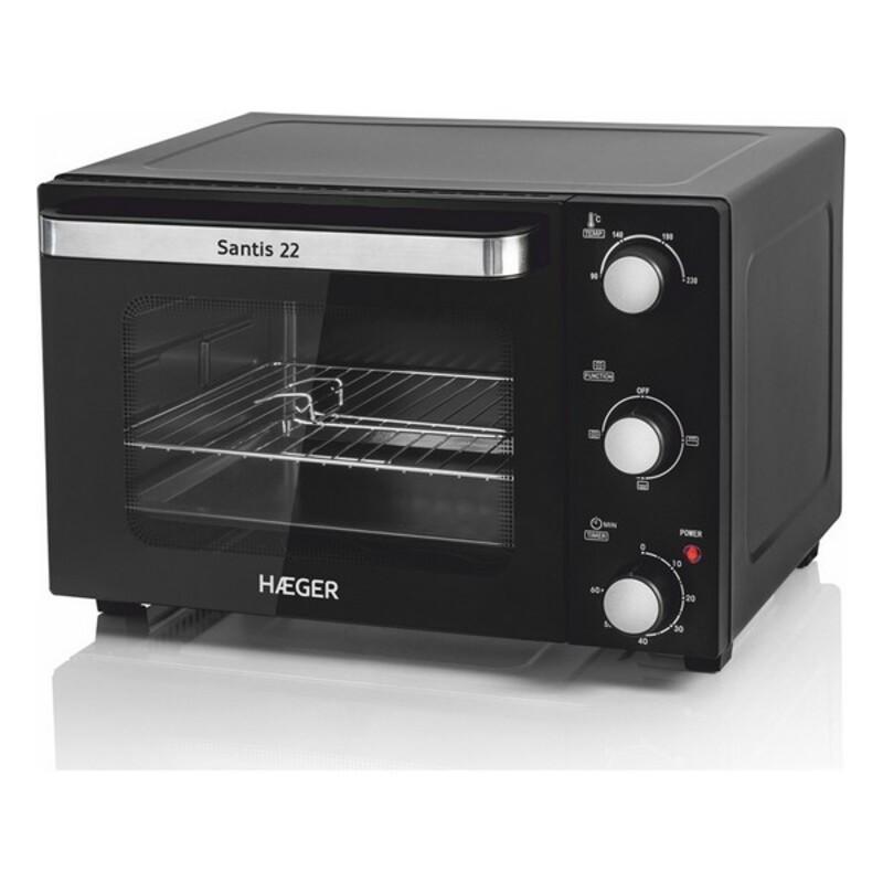 Camping stove Haeger Santis 22 L 1300W