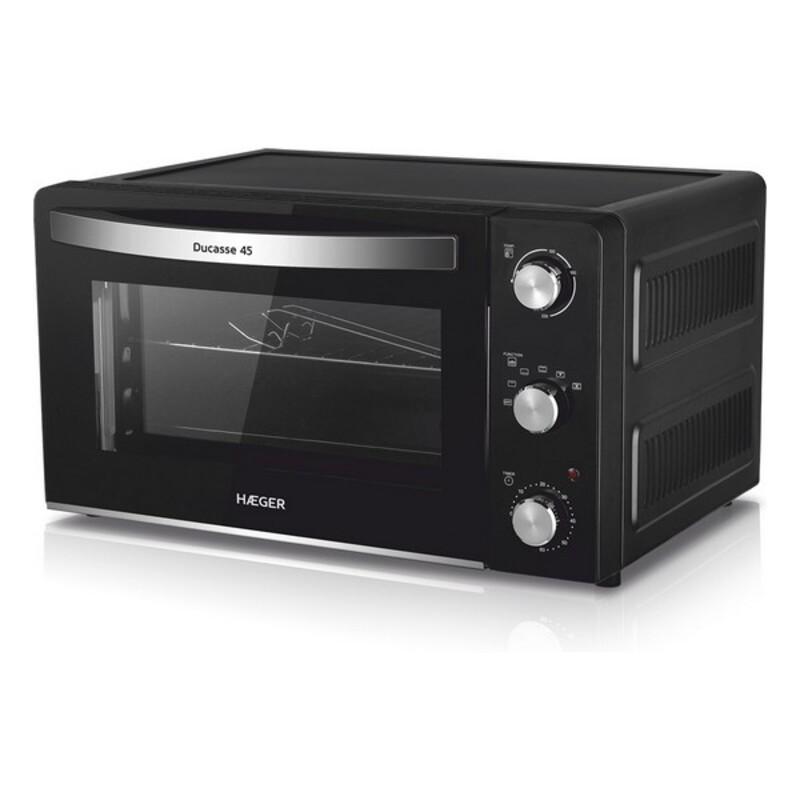 Camping stove Haeger Ducasse 1500W 45 L
