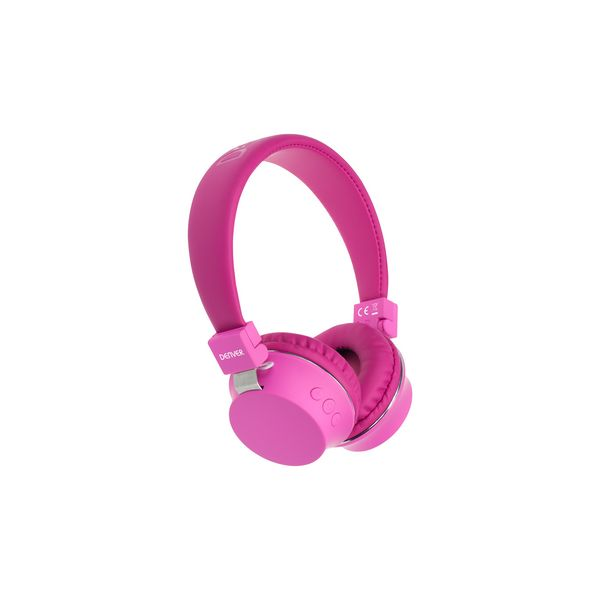 Bluetooth Headphones Denver Electronics BTH-205 Pink