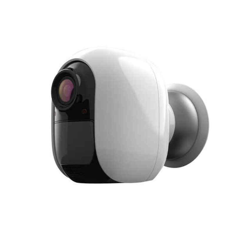 External IP Camera Denver Electronics IOB-207 1920 x 1080 px White/Black