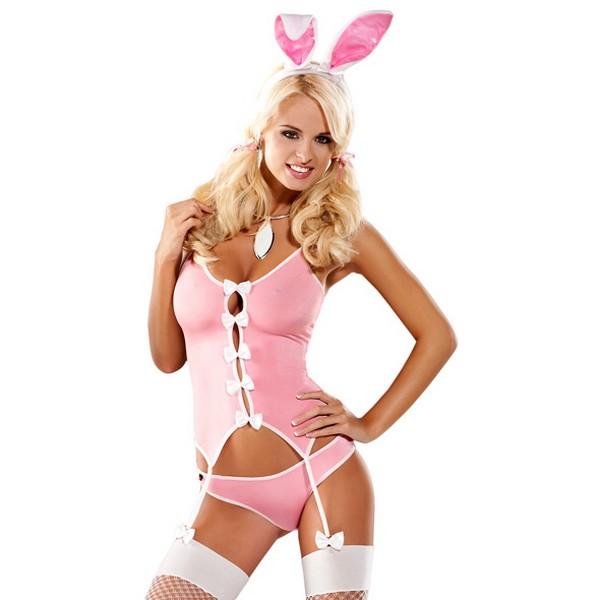 Bunny Suit Costume L/XL Obsessive 59840