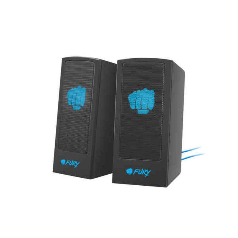 PC Speakers SKYRAY 5 W Black