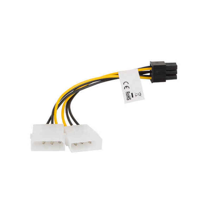 Power Cord Lanberg CA-HD6P-10CU-0015