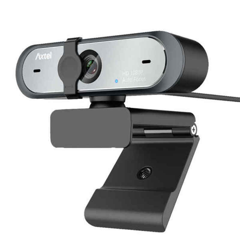 Webcam Axtel AX-FHD-1080P-PRO Black