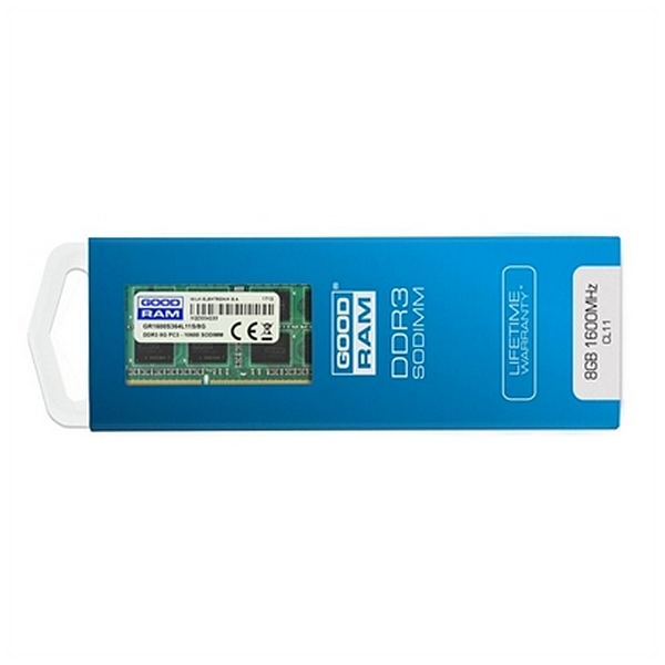RAM Memory GoodRam GR1333S364L9 8 GB DDR3