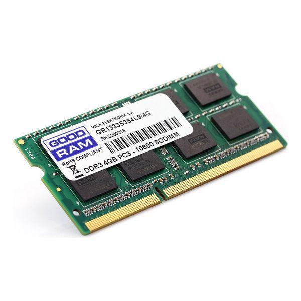 RAM Memory GoodRam GR1333S364L9S 4 GB DDR3 1333 MHz