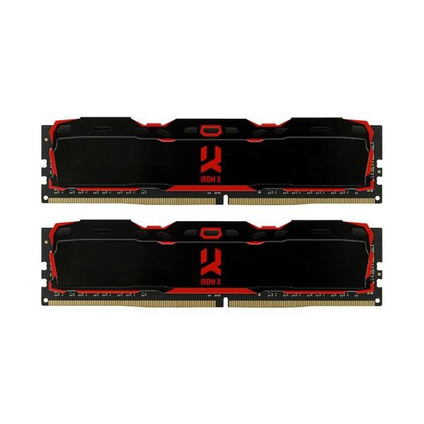 Memoria RAM GoodRam IR-X3200D464L16S/16G 8 GB DDR4 (2 pcs)