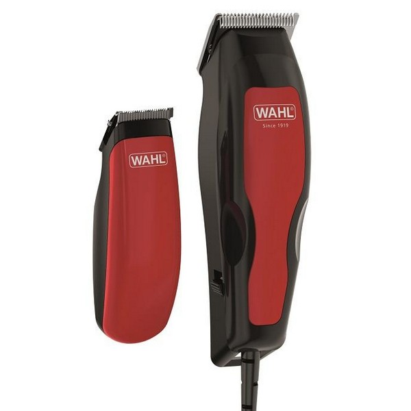 Hair Clippers  Wahl PRO 100 COMBO (2 pcs) Red Black