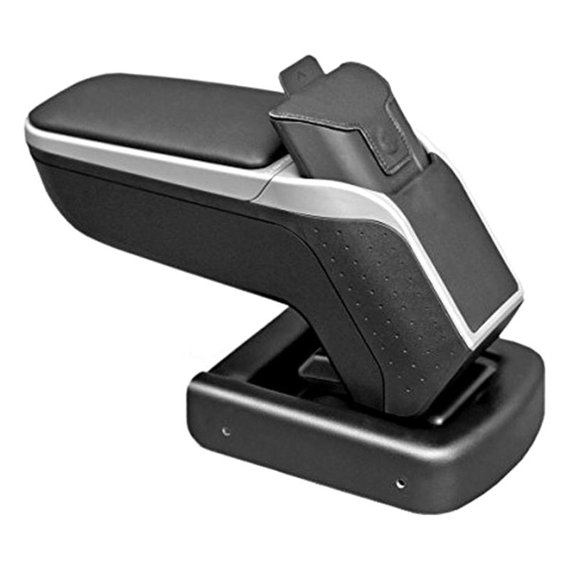 Armrest Armster Chevrolet Aveo Black Grey