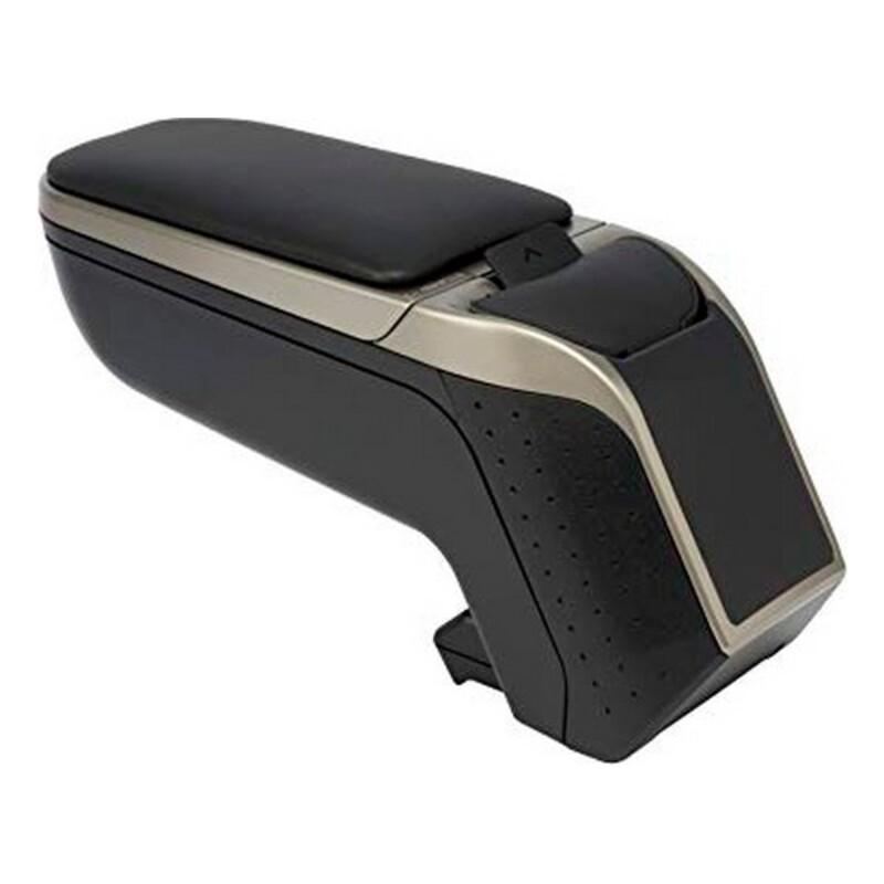 Armrest Armster 10321700 Nissan Juke F15 2010 Black Grey