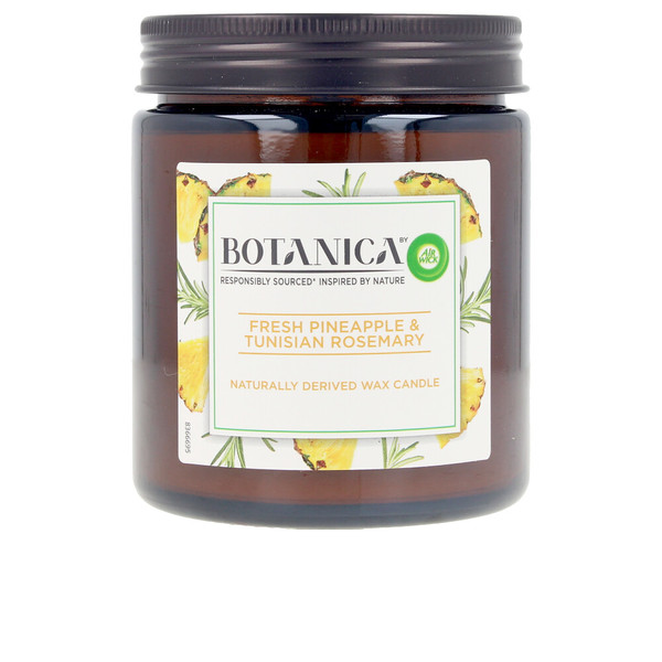 Scented Candle Botanica Pineapple & Tunisian Rosemary Air Wick (205 g)