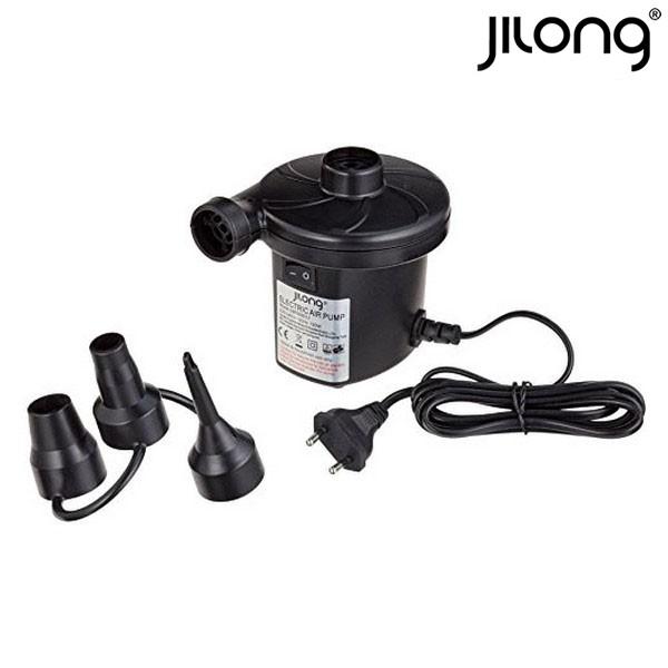 Electric Air Pump Jilong 9292 60 mbar (12 x 12 x 10 cm) Black