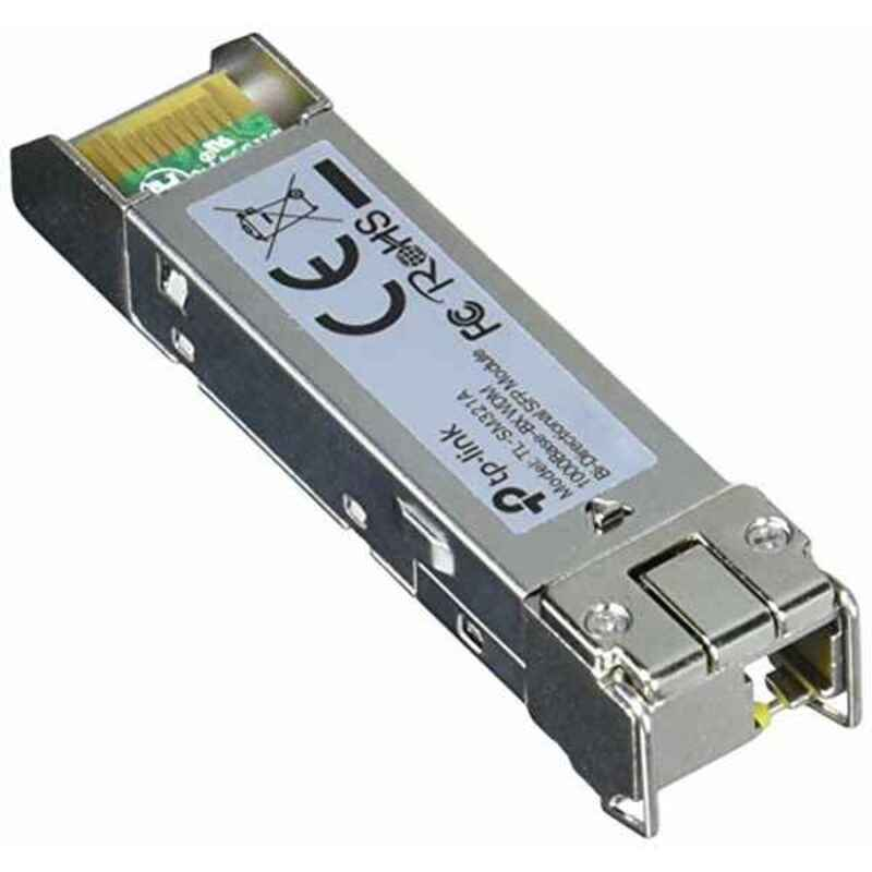 MonoMode SFP Fibre Module TP-Link TL-SM321A 1.25 Gbps 10 km 1.25 Gbps