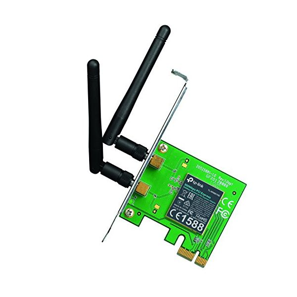 TP-LINK TL-WN881ND adap. 300Mbps 2T2R Atheros PCIe