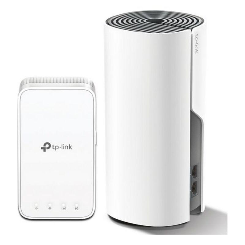 Punto de Acceso Repetidor TP-Link Deco E3 5 GHz LAN 400-866 Mbps (2 pcs) Blanco