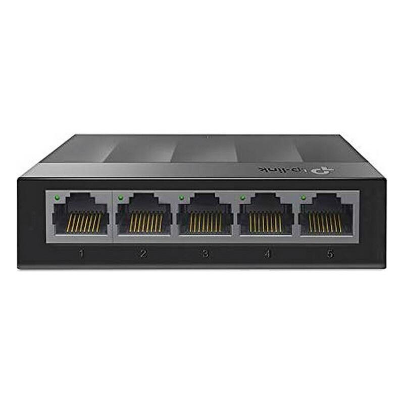 Switch de Sobremesa TP-Link LS1005G 10/100 Mbps Negro