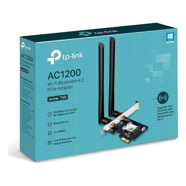 Wi-Fi Network Card TP-Link Archer T5E 2.4 GHz 300 Mbps