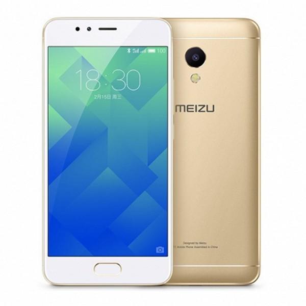 "Smartphone Meizu M5S 5,2"" IPS LCD Octa Core 1.3 GHz 16 GB 2 GB RAM 4G 3000 mAh Oro"