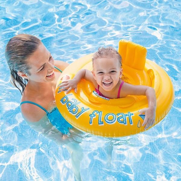 Baby float Intex 6+ months (70 Cm)