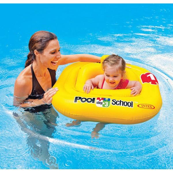 Baby float Intex 12+ months (79 X 79 cm)