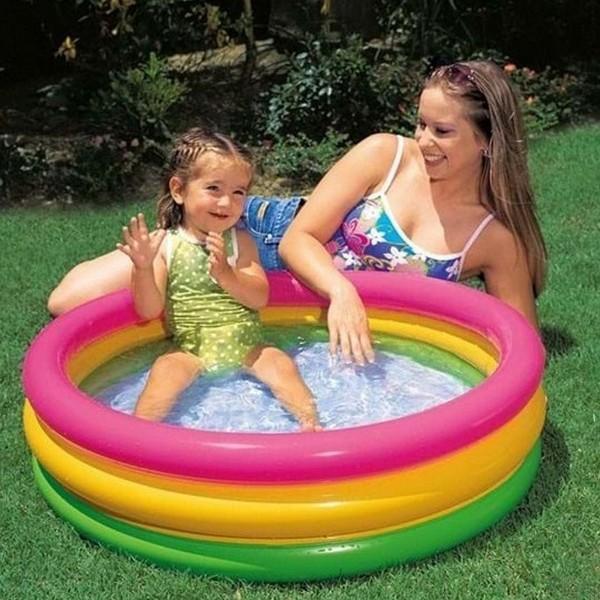 Inflatable pool Intex 68 L (86 x 25 cm)
