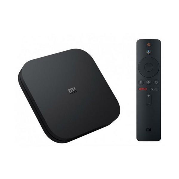 TV Player Xiaomi Mi TV Box 4K Quad Core 2 GB RAM 8 GB Black