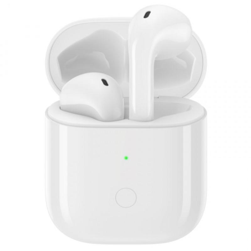 Auriculares Bluetooth Realme Buds Air Neo 400 mAh Blanco
