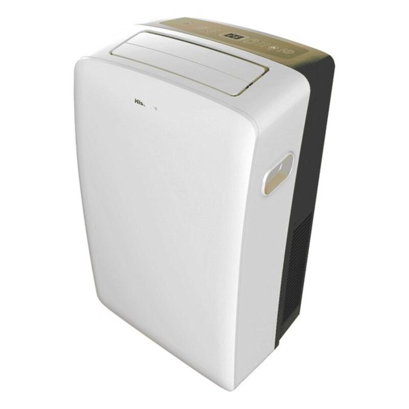 Prenosné Klimatizácie Hisense APH09 2580 fg/h A+/A Biela