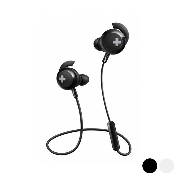 Auriculares Bluetooth Deportivos Philips SHB-4305/00 USB 30 mW