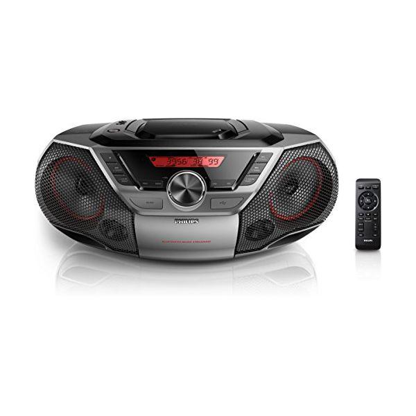 Radio CD Bluetooth MP3 Philips AZ700 12W Grey