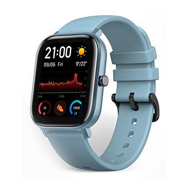 "Smartwatch Amazfit GTS W1914OV 1,65"" AMOLED GPS 220 mAh Computers Electronics"