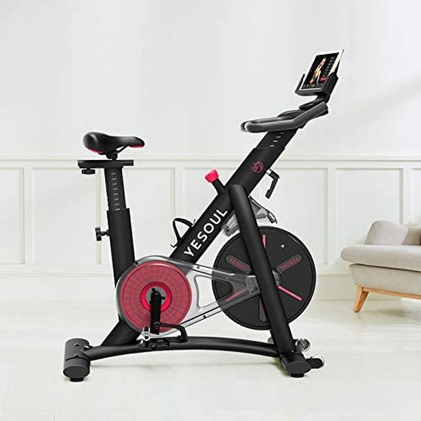 Bicycle Spinning Indoor Xiaomi Smart Yesoul S3 Black