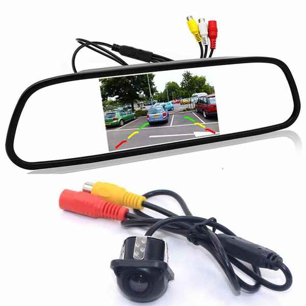 Rearview camera Car 4.3