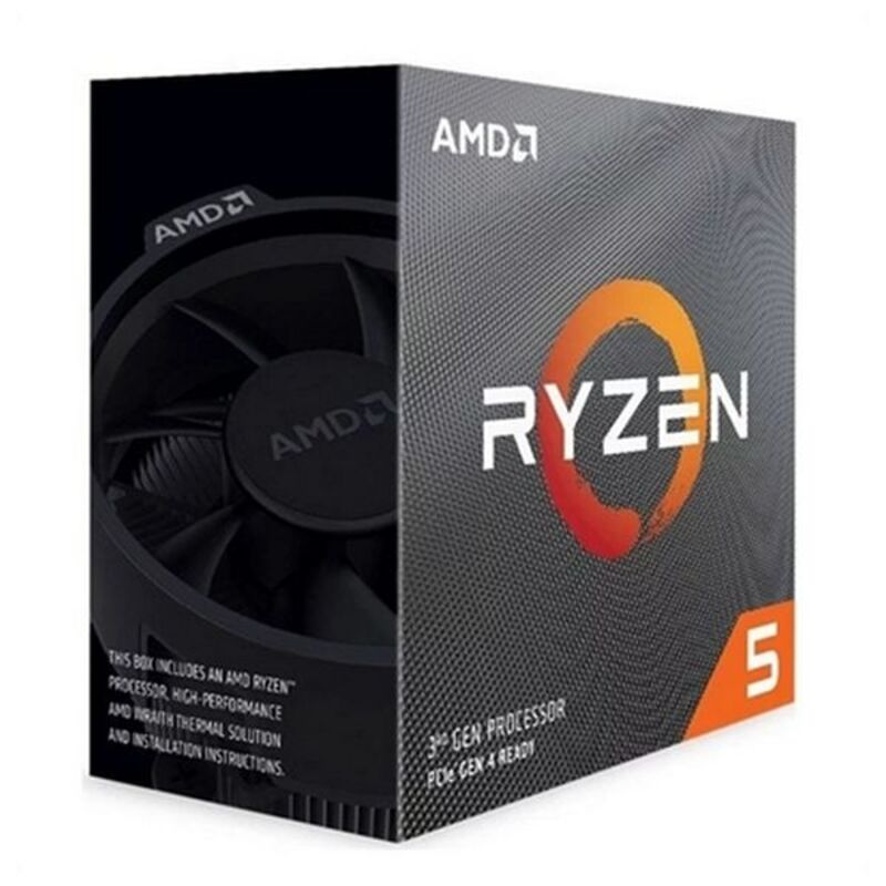 Processor AMD Ryzen 5 3600 3.6 GHz 35 MB