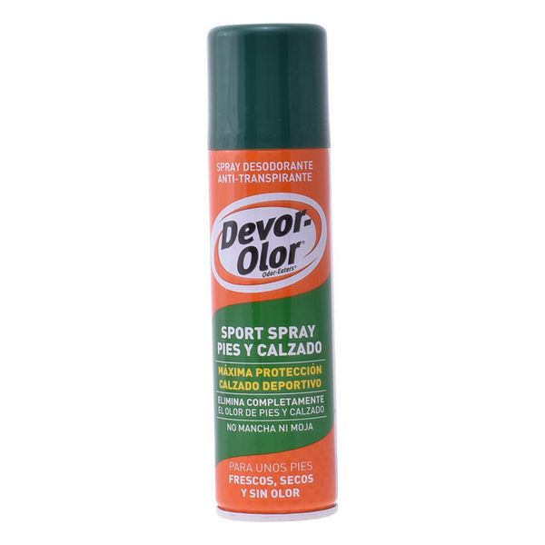 Foot Deodorant Spray Sport Devor-olor