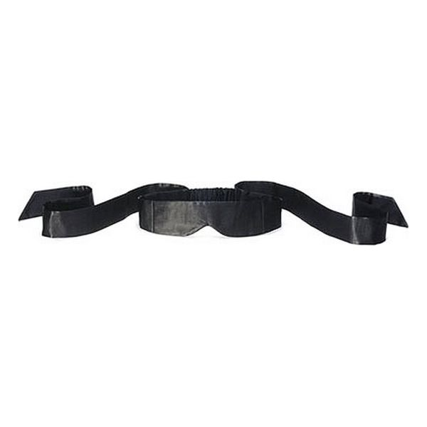 Intima Silk Blindfold Black Lelo 1326