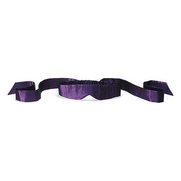 Intima Silk Blindfold Purple Lelo XELO1333