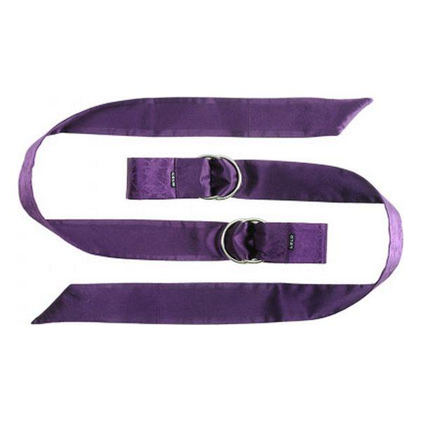 Boa Pleasure Ties Purple Lelo XELO1364