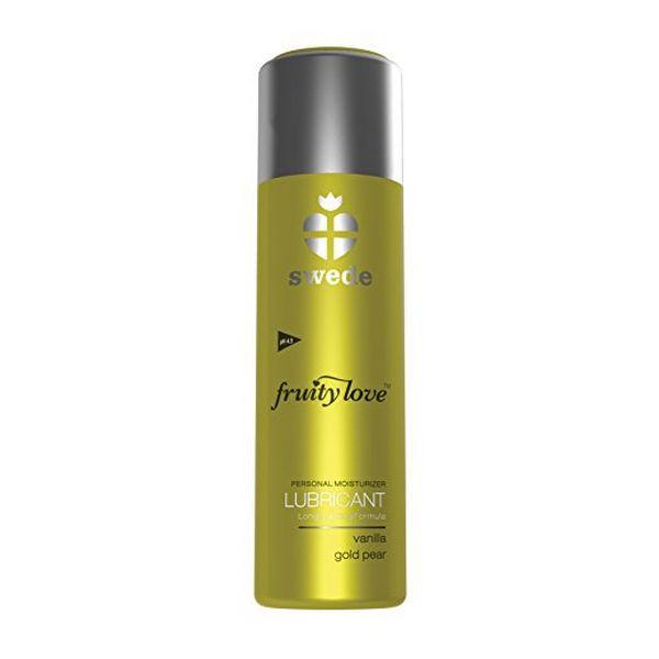 Fruity Love Lubricant Vanilla Gold Pear 50 ml Swede 84646