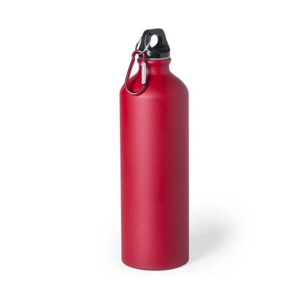 Aluminijasti Bidon (800 ml) 145491 - Črna