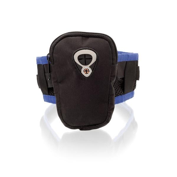 Športna Zapestnica z Izhodom za Slušalke 143635 - Modra