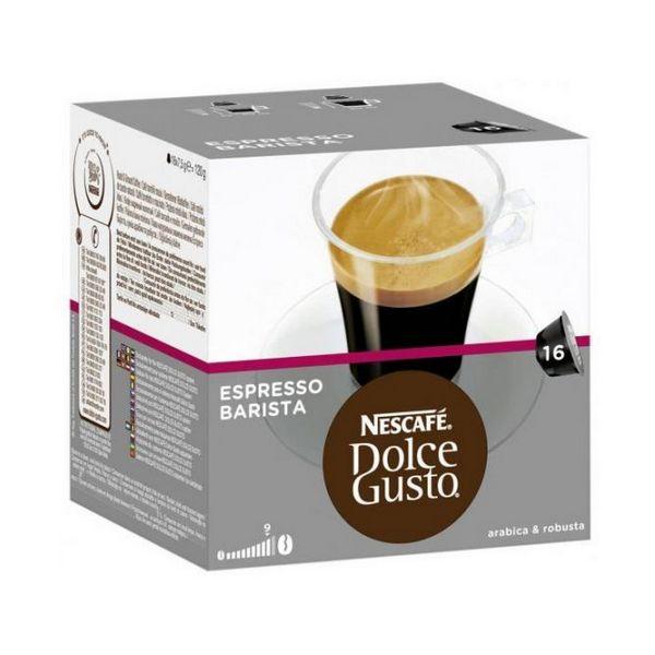 Coffee Capsules Nescafé Dolce Gusto 91414 Espresso Barista (16 uds)