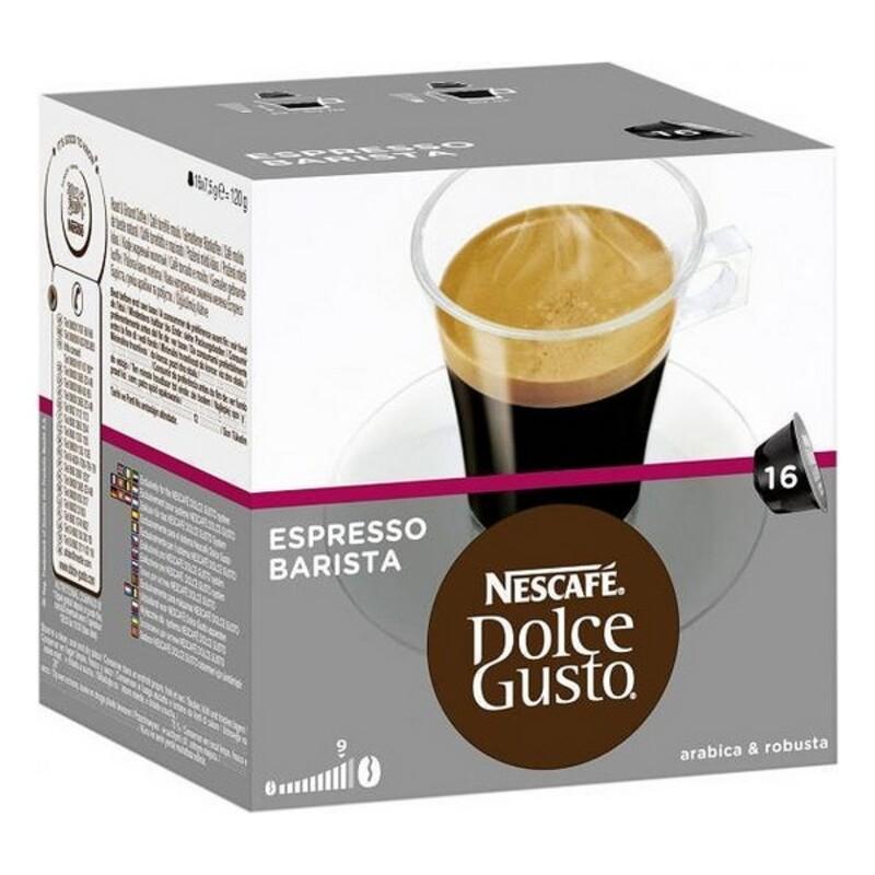Coffee Capsules Espresso Barista Nescafé Dolce Gusto (16 uds)