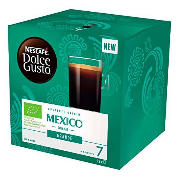 Case Nescafé Dolce Gusto Mexico Grande Mexico (12 uds)