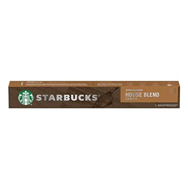 Capsule di caffè Starbucks House Blend (10 uds)